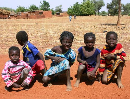Jak ruszyć z głową do Afryki?